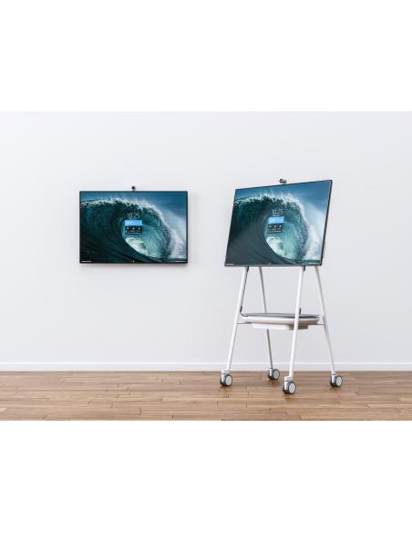 "Microsoft STPM1WALLMT TV mount 127 cm (50"") Harmaa Steelcase STPM1WALLMT - 3"