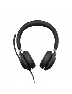 Jabra Evolve2 40. UC Stereo Kuulokkeet Pääpanta Musta Jabra 24089-989-899 - 1