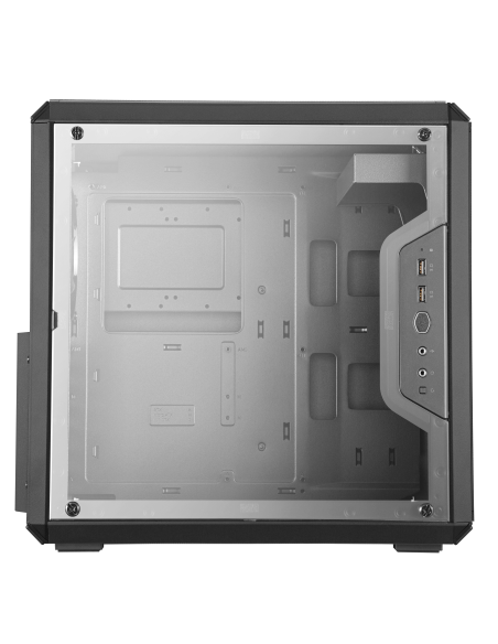 Cooler Master MasterBox Q500L Midi Tower Musta Cooler Master MCB-Q500L-KANN-S00 - 4