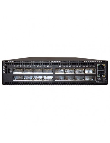 Mellanox Technologies MSN2100-CB2FO verkkokytkin Hallittu Ei mitään Musta 1U Mellanox Hw MSN2100-CB2FO - 1