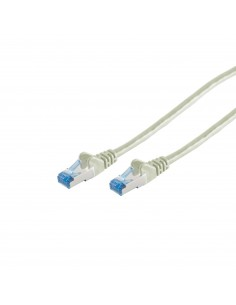S-Conn 75711-0.25 verkkokaapeli 0.25 m Cat6a S/FTP (S-STP) Harmaa No-name 75711-0.25 - 1