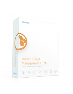 Sophos UTM Network Protection, 50u, 36m 50 lisenssi(t) Sophos NPSF3CSAA - 1