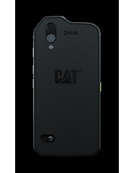 "CAT S61 13.2 cm (5.2"") 4 GB 64 Kaksois-SIM 4G USB Type-C Musta Android 8.1 4500 mAh Cat CS61-DAB-ROW-EN - 4"