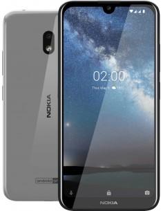 "Nokia 2.2 14,5 cm (5.71"") 2 GB 16 Harmaa 3000 mAh Nokia HQ5020DG49000 - 1"