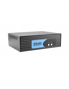 Smart-AVI SDVN-2D-P KVM-kytkin Musta Black Box SS2P-DH-DVI-UCAC - 1