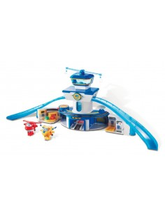 Alpha Animation & Toys Super Wings World Airport Super Wings YW710830 - 1