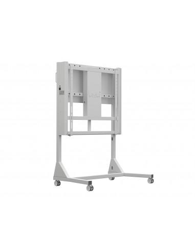 Multibrackets M Motorized Floorstand 160 kg White SD Multibrackets 7350073731145 - 1