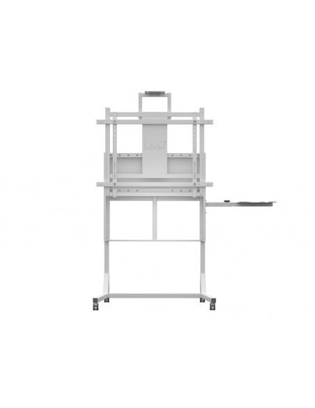 Multibrackets M Motorized Floorstand 160 kg White SD Multibrackets 7350073731145 - 12