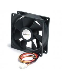 StarTech.com 90x25mm High Air Flow Dual Ball Bearing Computer Case Fan w/ TX3 Startech FAN9X25TX3H - 1