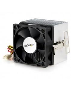 StarTech.com FANDURONTB tietokoneen jäähdytyskomponentti Suoritin Jäähdytin 6 cm Musta Startech FANDURONTB - 1