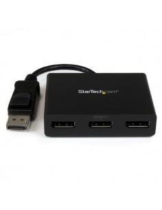 StarTech.com MSTDP123DP videohaaroitin DisplayPort 3x Startech MSTDP123DP - 1