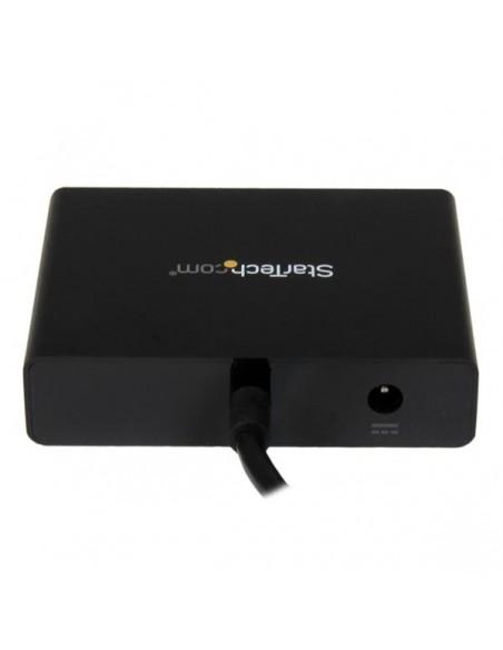 StarTech.com DisplayPort to Multi-Monitor Splitter - 3-Port MST Hub Startech MSTDP123DP - 2