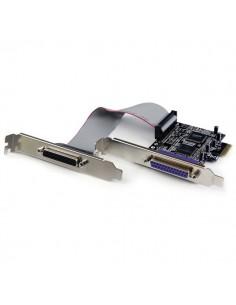 StarTech.com 2 Port PCI Express / PCI-e Parallel Adapter Card – IEEE 1284 with Low Profile Bracket Startech PEX2PECP2 - 1