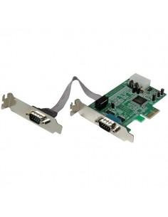 StarTech.com PEX2S553LP liitäntäkortti/-sovitin Sisäinen Sarja Startech PEX2S553LP - 1