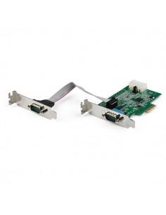 StarTech.com PEX2S953LP liitäntäkortti/-sovitin Sisäinen Sarja Startech PEX2S953LP - 1