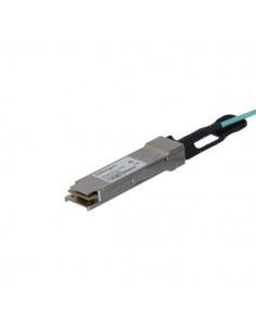 StarTech.com MSA-kompatibel aktiv QSFP+-optikkabel - 15 m Startech QSFP40GAO15M - 1