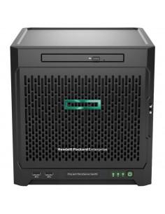 Hewlett Packard Enterprise ProLiant MicroServer Gen10 server 16 TB 1.6 GHz 8 GB Ultra Micro Tower AMD Opteron 200 W DDR4-SDRAM H