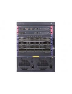 Hewlett Packard Enterprise FlexNetwork 7506 Managed Gigabit Ethernet (10/100/1000) Power over (PoE) 13U Black Hp JH332A - 1