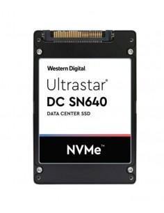"Western Digital Ultrastar DC SN640 2.5"" 3840 GB PCI Express 3.1 3D TLC NAND NVMe Western Digital 0TS1962 - 1"