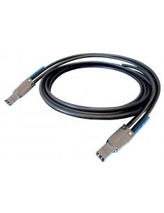 Microsemi ADAPTEC E-HDMSAS-E-MSAS-2M 6 Gbit/s Musta Microsemi Storage Solution 2280300-R - 1