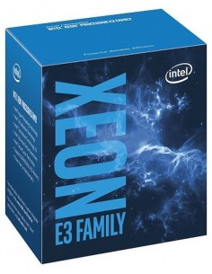 Intel Xeon E3-1270V6 suoritin 3.8 GHz 8 MB Smart Cache Intel BX80677E31270V6 - 1