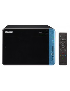 QNAP TS-653B NAS Tower Ethernet LAN Musta J3455 Qnap TS-653B-4G - 1