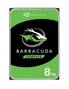 "Seagate Barracuda ST8000DM004 sisäinen kiintolevy 3.5"" 8000 GB Serial ATA III Seagate ST8000DM004 - 1"