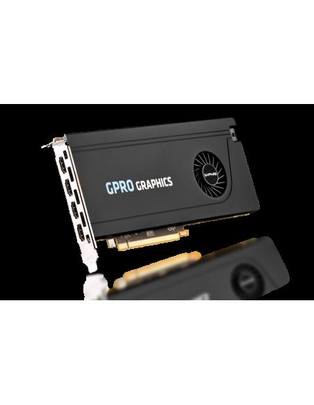 Sapphire 32261-01-10G näytönohjain AMD GPRO 8200 8 GB GDDR5 Sapphire Technology 32261-01-10G - 3