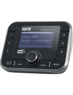 Imperial DABMAN 410 Bluetooth Musta, Hopea Imperial 22-244-00 - 1