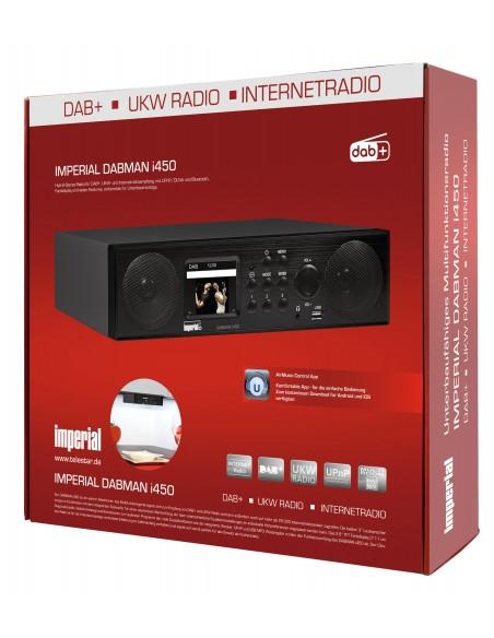 Telestar DABMAN i450 Personal Analog Black Imperial 22-245-00 - 4