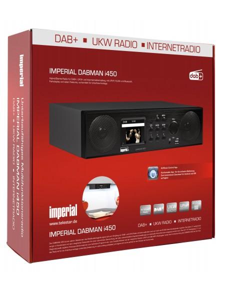 Telestar DABMAN i450 Personal Analog Black Imperial 22-245-00 - 5