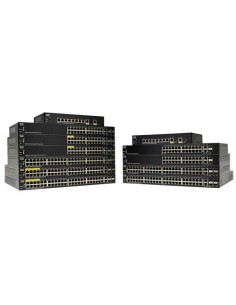 Cisco SG250-26-K9-EU nätverksswitchar hanterad L2 Gigabit Ethernet (10/100/1000) Svart Cisco SG250-26-K9-EU - 1