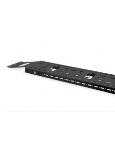 Digitus DN-19-ORG-42U-CT-N-B rack accessory Cable dump panel Assmann DN-19-ORG-42U-CT-N-B - 1