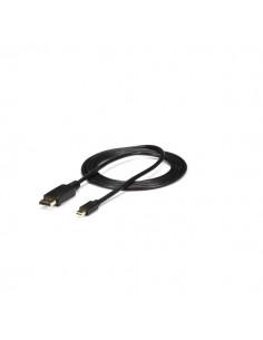StarTech.com MDP2DPMM10 DisplayPort-kaapeli 3 m mini DisplayPort Musta Startech MDP2DPMM10 - 1