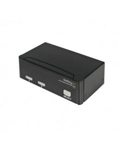 StarTech.com 2 Port StarView KVM Switch PS/2+Serial KVM-switchar Startech SV231 - 1