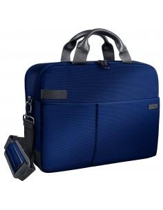 """Leitz 60160069 väskor bärbara datorer 39.6 cm (15.6"""") budväska Svart, Blå Kensington 60160069 - 1"""