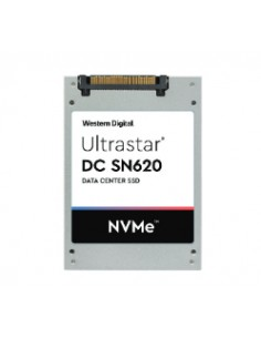 """Western Digital Ultrastar DC SN620 2.5"""" 1600 GB U.2 MLC NVMe Hgst 0TS1841 - 1"""
