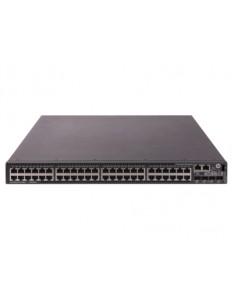 Hewlett Packard Enterprise 5130 48G PoE+ 4SFP+ HI with 1 Interface Slot Hallittu L3 Gigabit Ethernet (10/100/1000) Power over Hp