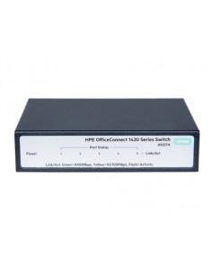 Hewlett Packard Enterprise OfficeConnect 1420 5G Hallitsematon L2 Gigabit Ethernet (10/100/1000) 1U Harmaa Hp JH327A#ABB - 1