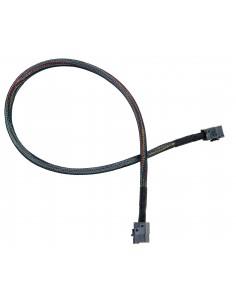Microsemi ADAPTEC I-HDMSAS-HDMSAS-.5M 0.5 m 12 Gbit/s Svart Microsemi Storage Solution 2282200-R - 1