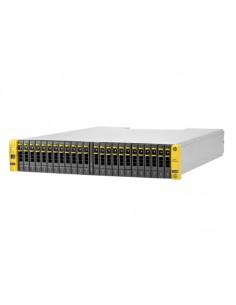 Hewlett Packard Enterprise 3PAR StoreServ 8000 SFF(2.5in) Field Integrated SAS Drive Enclosure levyjärjestelmä Musta, Harmaa Hp