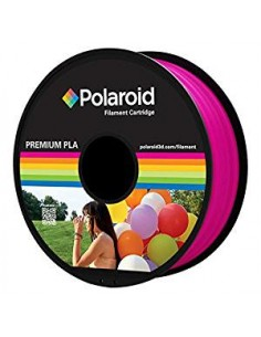 Polaroid PL-8015-00 3D-tulostusmateriaali Polymaitohappo (PLA) Magenta 1 kg Polaroid PL-8015-00 - 1