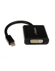 StarTech.com MDP2DVI3 videokaapeli-adapteri 0.13 m Mini DisplayPort DVI-I Musta Startech MDP2DVI3 - 1
