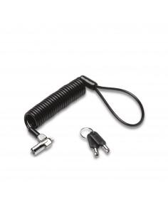Kensington NanoSaver Portable Keyed Laptop Lock – Master kaapelilukko Musta 2.3 m Kensington K66641EUM - 1