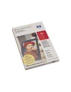 HP Premium Plus High-gloss photo paper White Hp Q1979A - 1