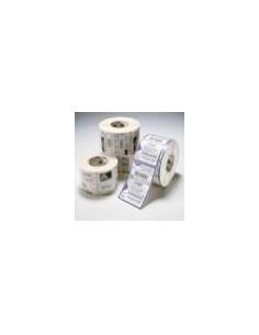 Zebra 6-pack 1.0 x 11.0 Wristband 1 C Vit Zebra 10005008 - 1