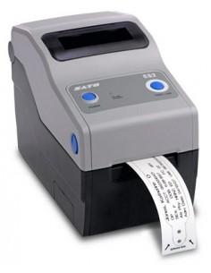 SATO CG208DT etikettskrivare direkt termal 203 x DPI Kabel Sato WWCG40032 - 1