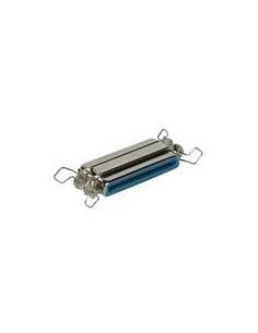 C2G C50 F/F Changer C50-Pin Silver C2g 81508 - 1