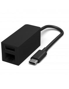 Microsoft Surface JWM-00002 liitäntäkortti/-sovitin RJ-45,USB 3.2 Gen 1 (3.1 1) Microsoft JWM-00002 - 1