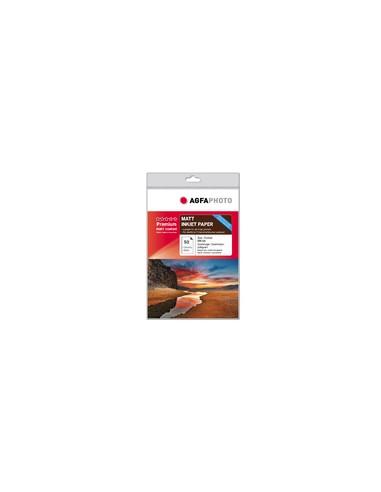 AgfaPhoto AP13050A4M tulostuspaperi A4 (210x297 mm) Matta Punainen, Valkoinen Agfaphoto AP13050A4M - 1